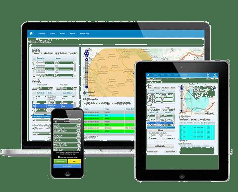 plataformas digitales para patrullaje