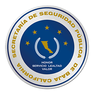 secretaria de seguridad publica baja california